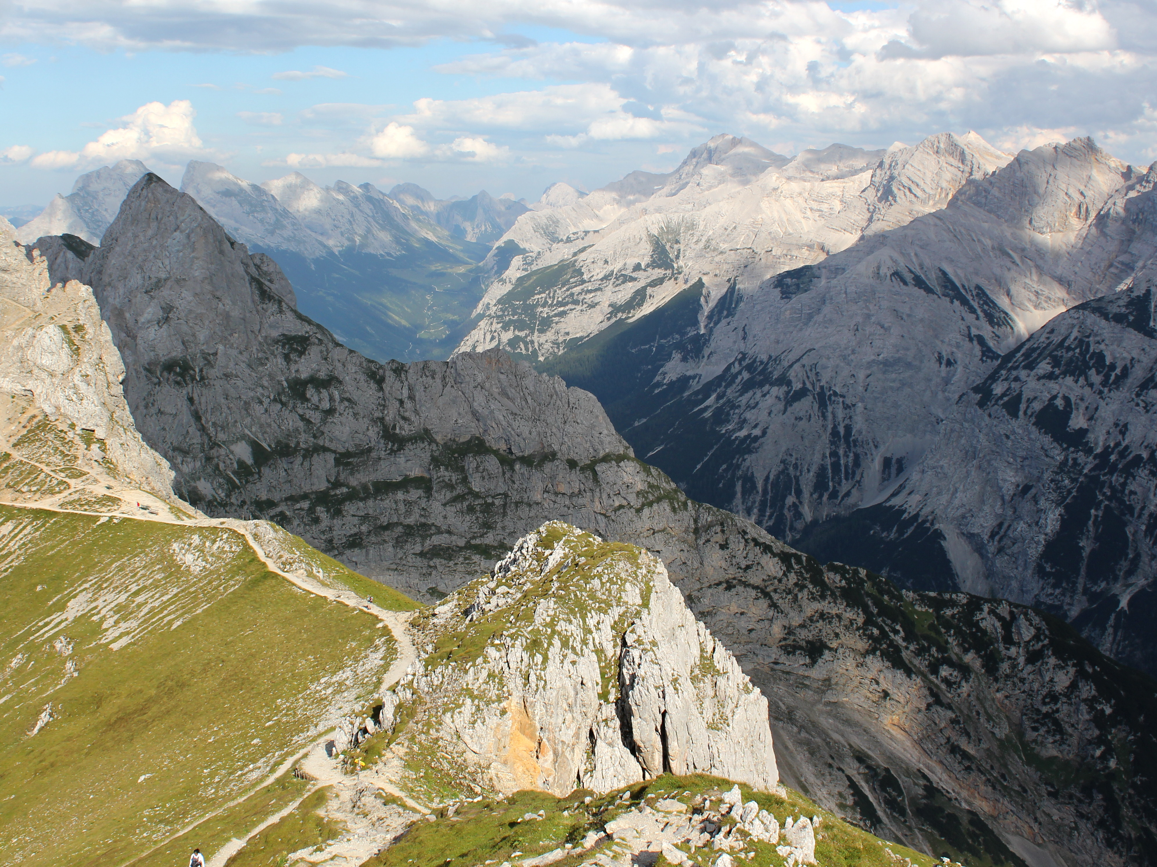 Seeking The Good Life In The Karwendel Alps Off The